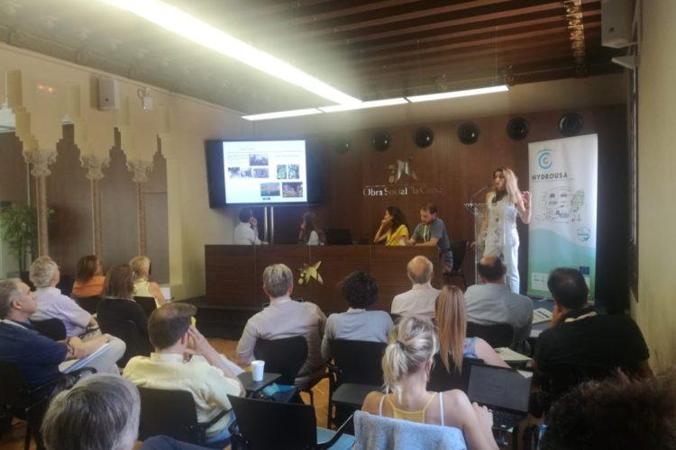 HYDROUSA meeting Barcelona