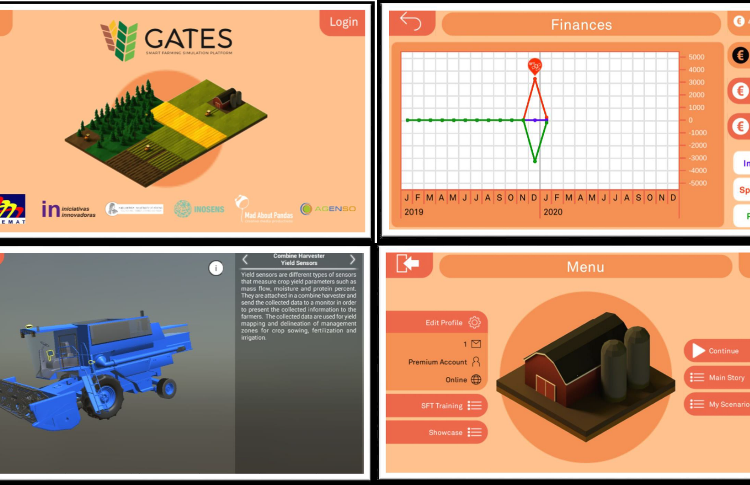 GATES GAME UPDATED