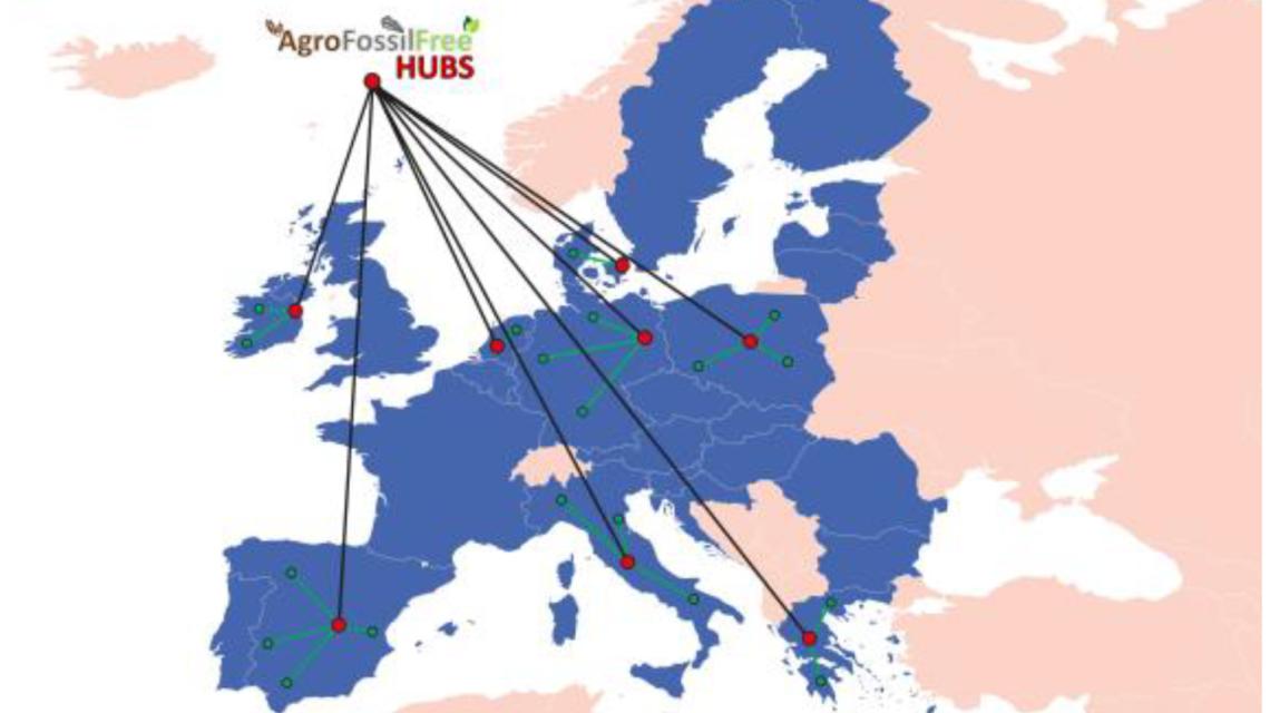 AgroFossilFree HUBS